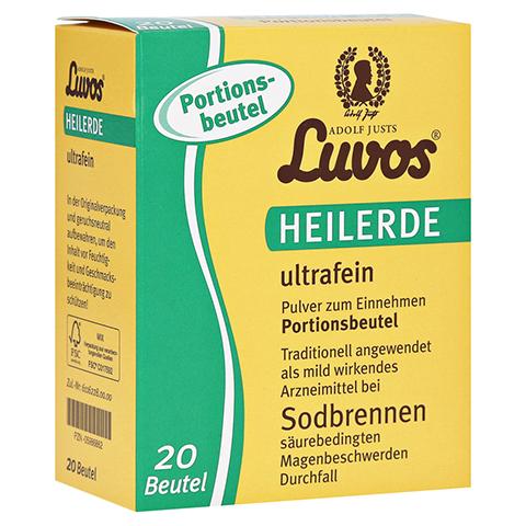 Luvos-Heilerde Ultrafein Beutel 20x6.5 Gramm