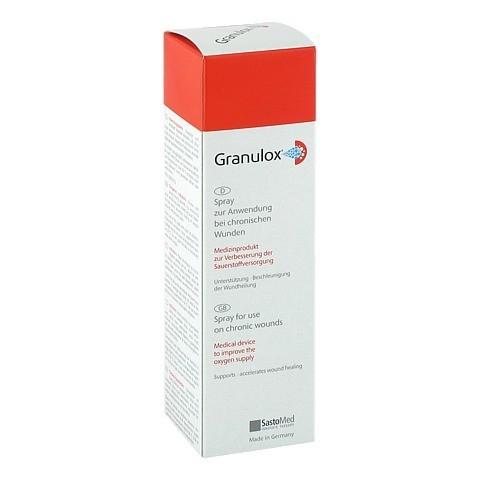 GRANULOX Dosierspray f.durchschnittl.30 Anwendung. 12 Milliliter