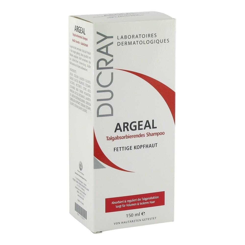 ducray argeal shampoo gegen fettiges haar 150 milliliter online bestellen medpex versandapotheke. Black Bedroom Furniture Sets. Home Design Ideas
