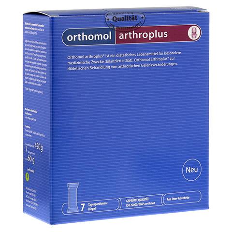 ORTHOMOL arthroplus Riegel 7 Stück
