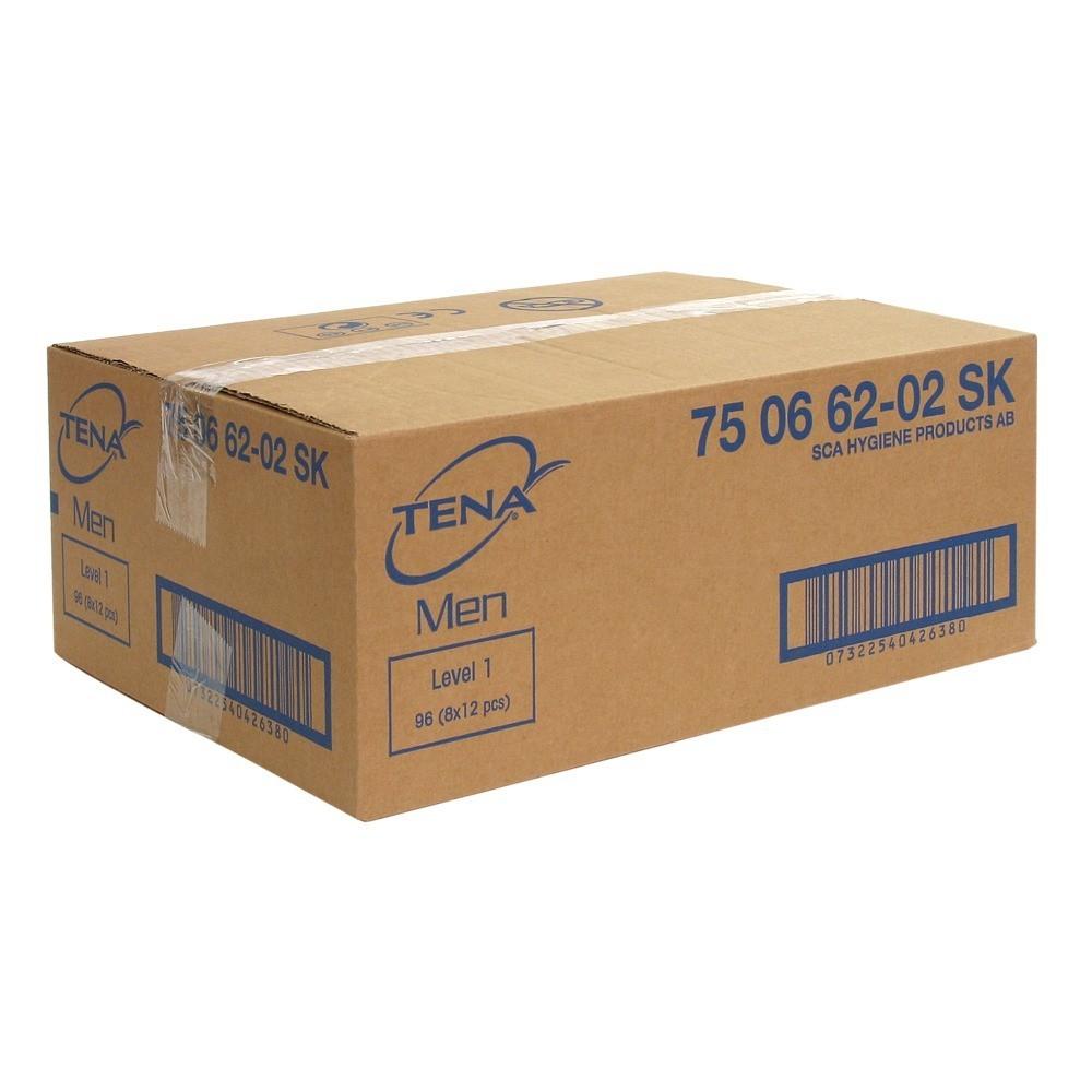 4b25a77e43151 TENA MEN Level 1 Einlagen 8x12 Stück online bestellen - medpex ...