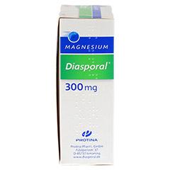 MAGNESIUM DIASPORAL 300 mg Granulat 10x20 Stück - Rechte Seite