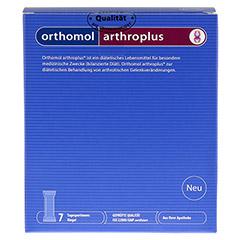 ORTHOMOL arthroplus Riegel 7 Stück - Vorderseite