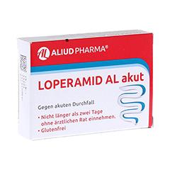 Loperamid AL akut 10 Stück N1