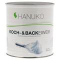 HANUKO Koch- und Backeiweiß Pulver 800 Gramm