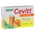 HERMES Cevitt heiße Orange Granulat 14 Stück