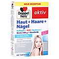 DOPPELHERZ Haut+Haare+Nägel Tabletten 60 Stück