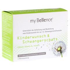 MY BELLENCE Kinderwunsch&Schwangerschaft Kombip. 2x60 Stück