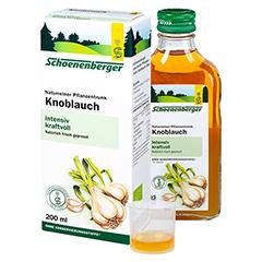 KNOBLAUCH NATURREINER Pflanzentr.Schoenenberger 200 Milliliter