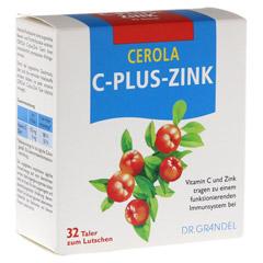 CEROLA C plus Zink Taler Grandel 32 Stück