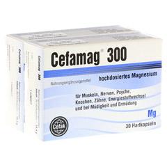 CEFAMAG 300 Hartkapseln 60 Stück