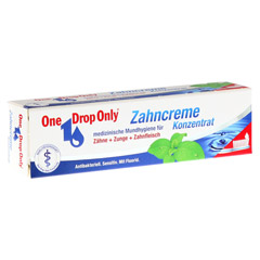 ONE DROP Only Zahncreme Konzentrat 25 Milliliter