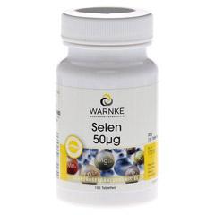 SELEN 50 µg Tabletten 100 Stück