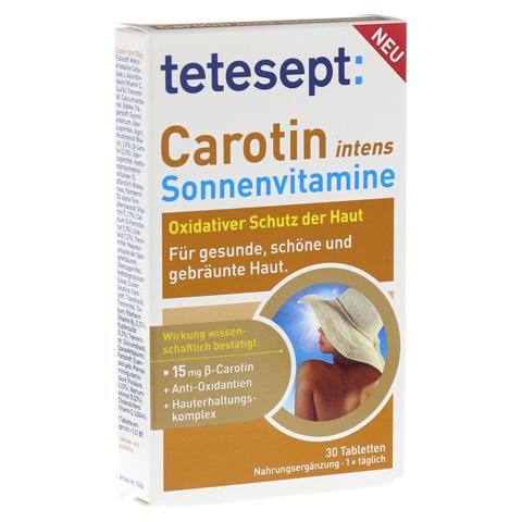 TETESEPT Carotin intens Sonnenvitamine 30 Stück
