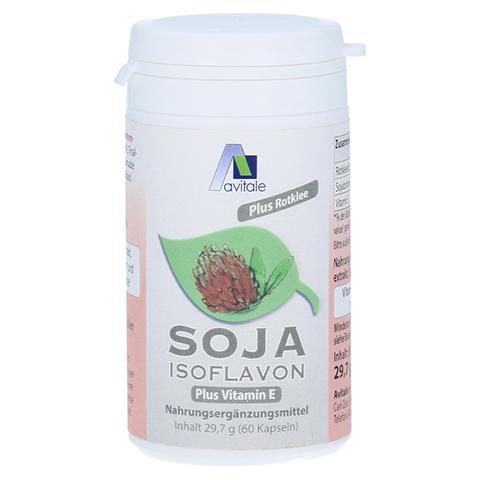 SOJA ISOFLAVON Kapseln 60 mg+E 60 Stück