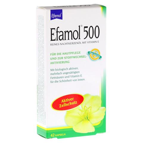 EFAMOL 500 Kapseln 42 Stück