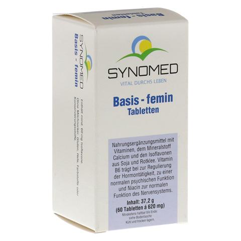 BASIS FEMIN Tabletten 60 Stück