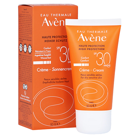 AVENE SunSitive Sonnencreme SPF 30 50 Milliliter