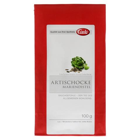 Artischocke Mariendistel Tee Caelo HV-Packung 100 Gramm