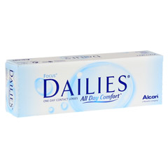 Focus Dailies All Day Comfort, 30er 30 Stück