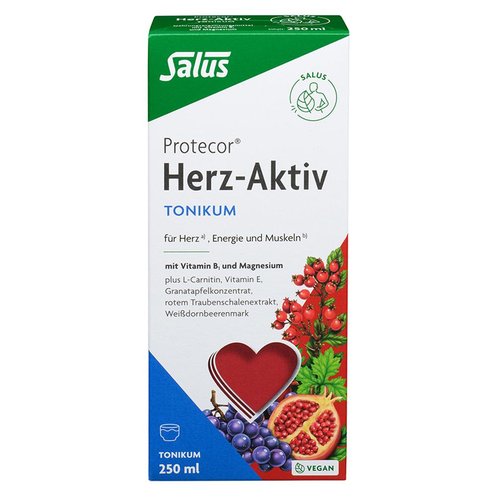 PROTECOR Herz-Aktiv Spezial-Tonikum 250 Milliliter online bestellen ...
