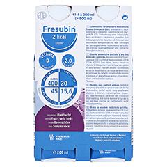 FRESUBIN 2 kcal DRINK Waldfrucht Trinkflasche 24x200 Milliliter - Vorderseite