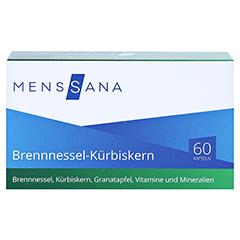 BRENNNESSEL KÜRBISKERN MensSana 60 Stück - Vorderseite