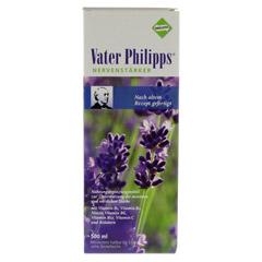 VATER PHILIPPS Nervenstärker Liquidum 500 Milliliter - Vorderseite