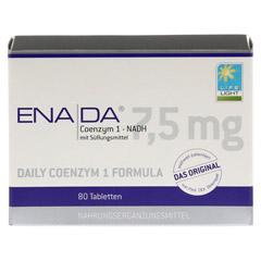 ENADA Tabletten 80 Stück - Vorderseite