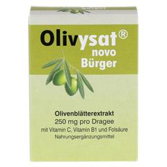 OLIVYSAT novo Bürger Dragees 90 Stück - Vorderseite
