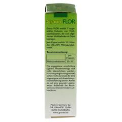 GRANOFLOR probiotisch Grandel Kapseln 30 Stück - Linke Seite