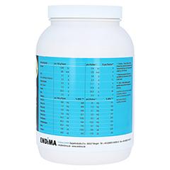 Power Protein 80 Vanille Pulver 900 Gramm - Linke Seite