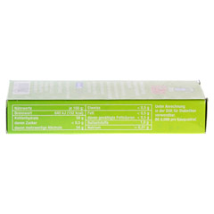 LEMON FIT Gum 31 Gramm - Linke Seite