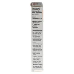 ALSIFEMIN 50 Klima-Aktiv m.Soja 1x1 Kapseln 30 Stück - Linke Seite