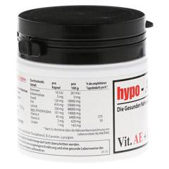 HYPO A Vitamin A+E+Lycopin Kapseln 100 Stück - Linke Seite