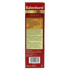 RABENHORST Eisenblut plus Saft 450 Milliliter - Rechte Seite