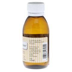 Rosenwasser 125 Milliliter - Rechte Seite