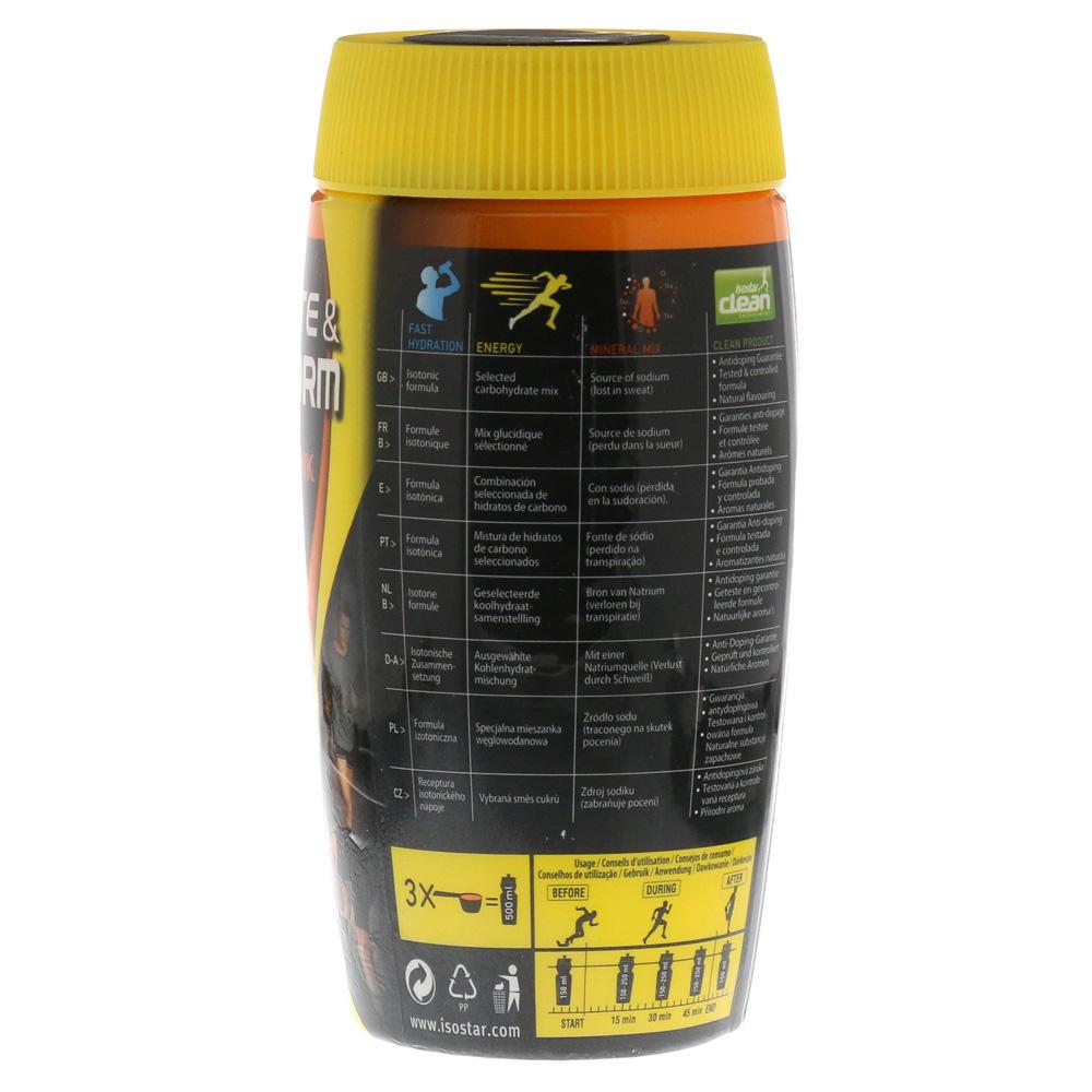 Elektrolytgetränk - ISOSTAR H&P Pulver Orange 560 Gramm Erfahrung ...