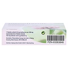 MENOFLAVON Balance Tabletten 30 Stück - Unterseite