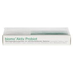 BIOMO Aktiv Probiot Kapseln 30 Stück - Unterseite