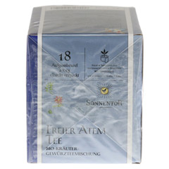 Sonnentor Hildegard Freier Atem-Tee 18 Stück - Unterseite
