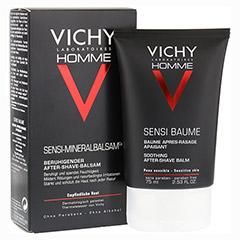 Vichy Homme Sensi Baume After-Shave-Balsam 75 Milliliter