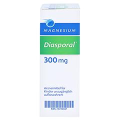 MAGNESIUM DIASPORAL 300 mg Granulat 20 Stück N1 - Linke Seite