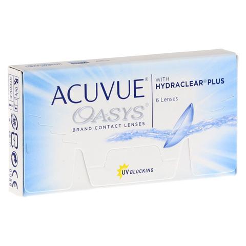 Acuvue Oasys, 6er 6 Stück