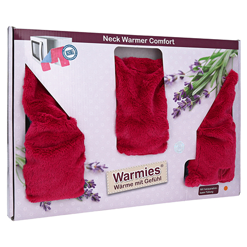 WARMIES Neck Warmer Comfort II NEU 1 Stück
