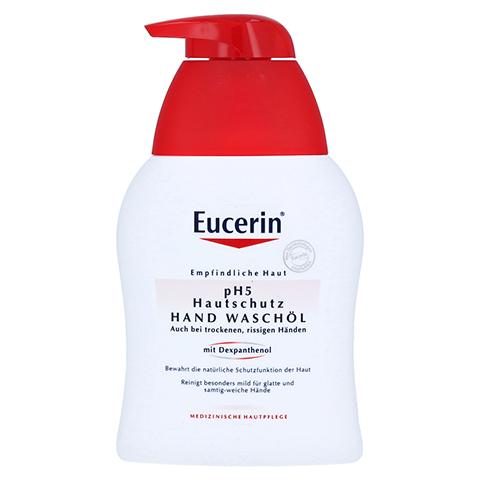 EUCERIN pH5 Hand Wasch Öl 250 Milliliter