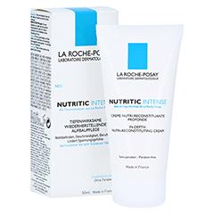 La Roche-Posay Nutritic Intense Wiederherstellende Aufbaupflege 50 Milliliter