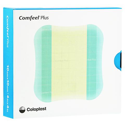 COMFEEL Plus flexibler Wundverb.10x10 cm 3110 10 Stück