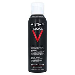 Vichy Homme Sensi Shave Rasiergel 150 Milliliter