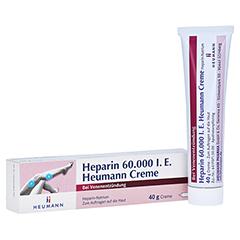 Heparin 60000 I.E. Heumann 40 Gramm N1